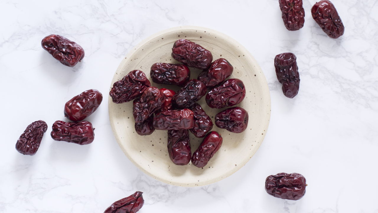 Red Dates · Southeast Asian Ingredients · Nyonya Cooking