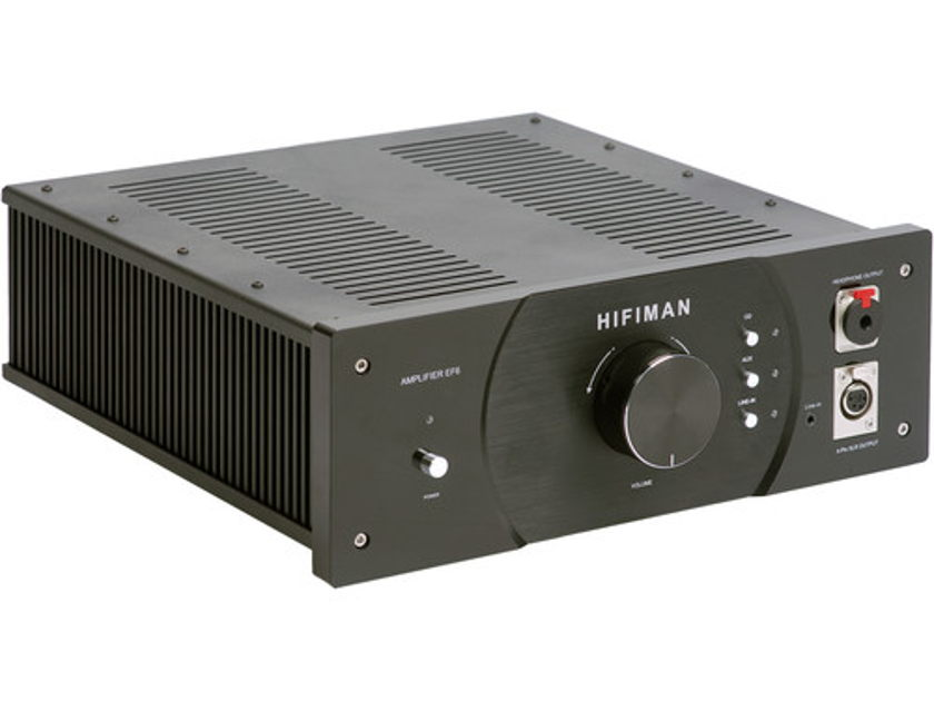 HI-FI Man EF-6 Class A Reference Headphone Amplifier