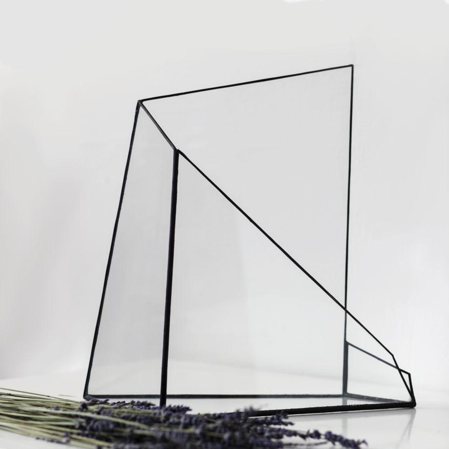Пустой флорариум PAPADIMAS