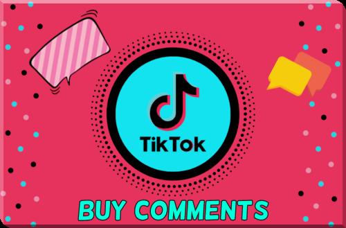 Get More TikTok Comments