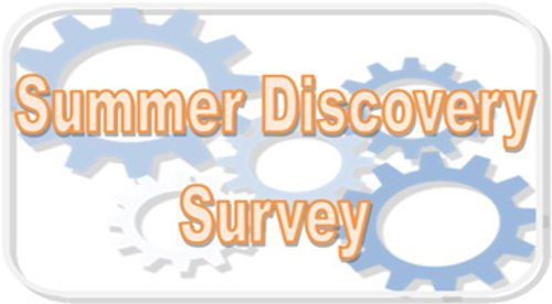 Image for Summer Discovery Survey
