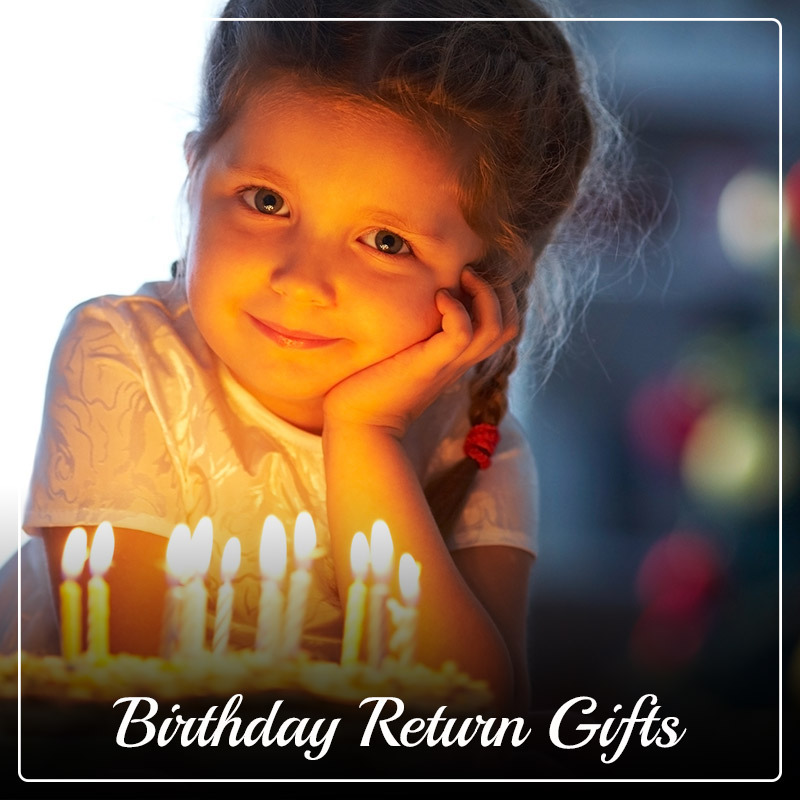 Return gift for your Child Birthday