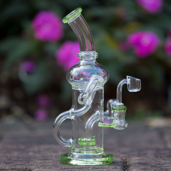 Recycler Dab Rig