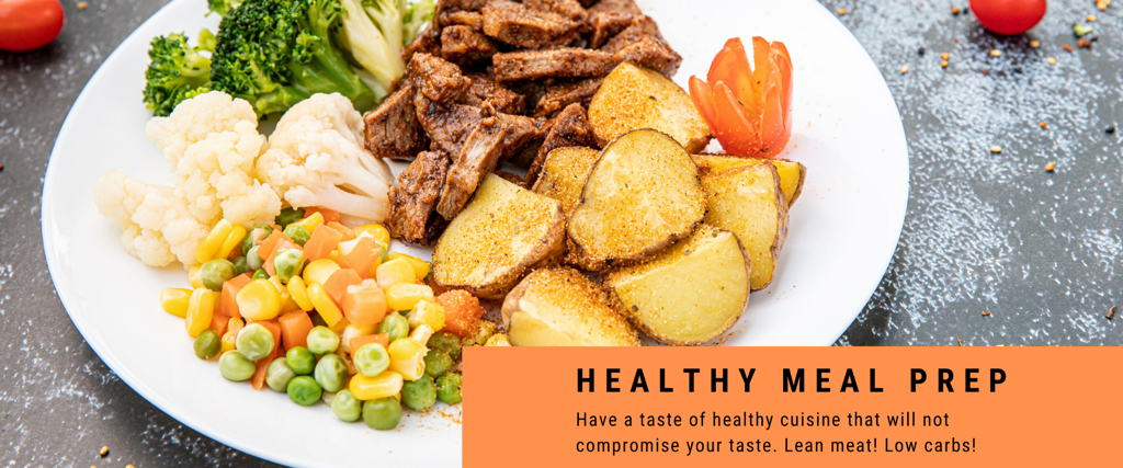 Eat Fit Meal Prep