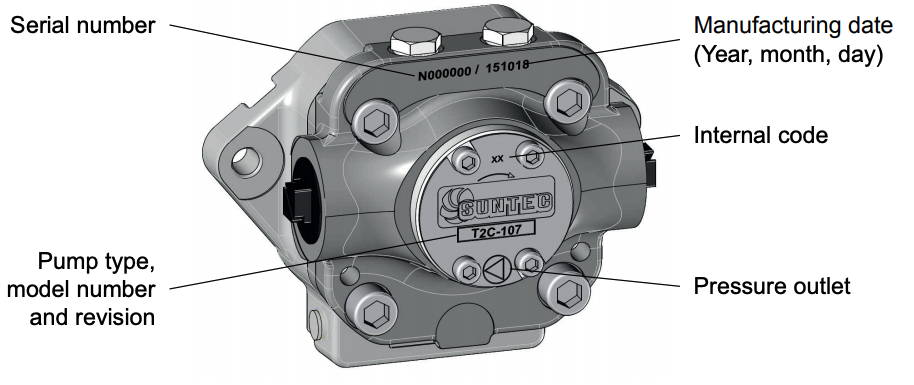 SUNTEC T Series Pump