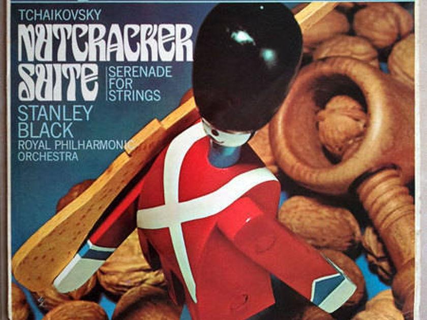 DECCA   BLACK/TCHAIKOVSKY - Nutcracker Suite, Serenade for Strings / NM