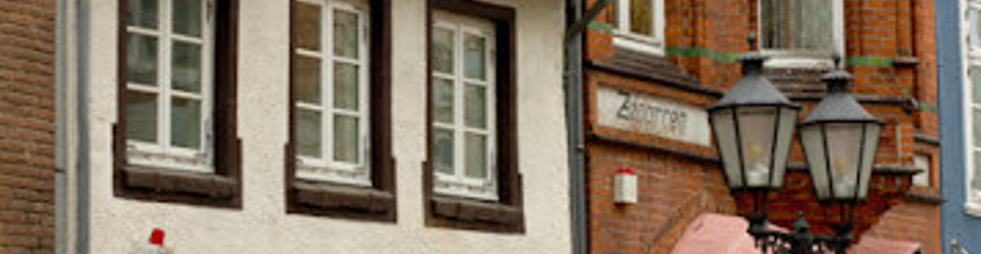Люнебург — жемчужина северной Германии.