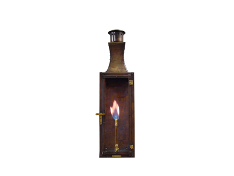 Handmade Copper Bevolo Lantern