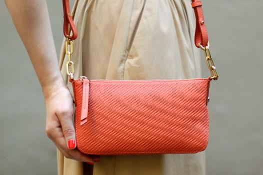 Женская сумка Trudy (коралловая)