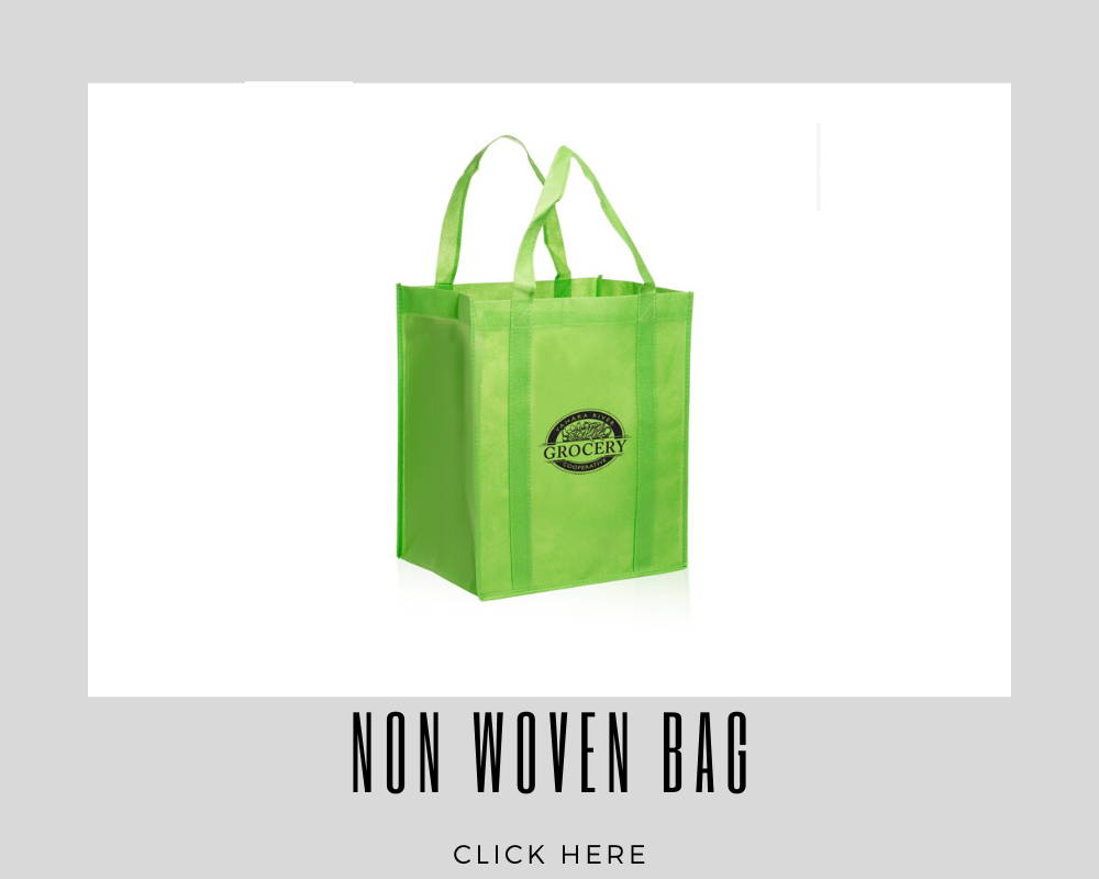 Giveaways Promotional Non Woven Bag