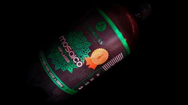 Hachiko Studio Creates Visual Identity For 3 Américas Mosaico Craft Beer