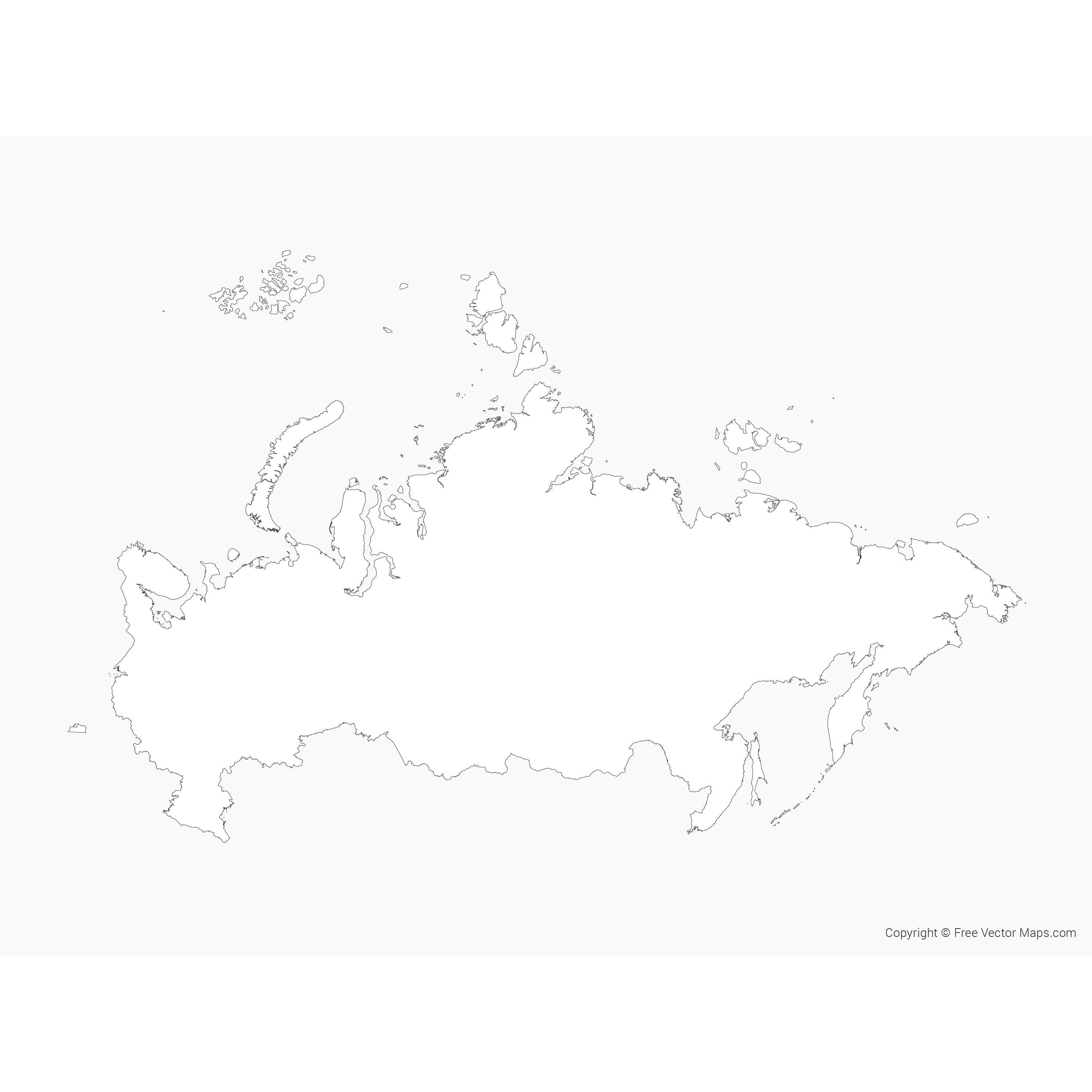 russia map mining