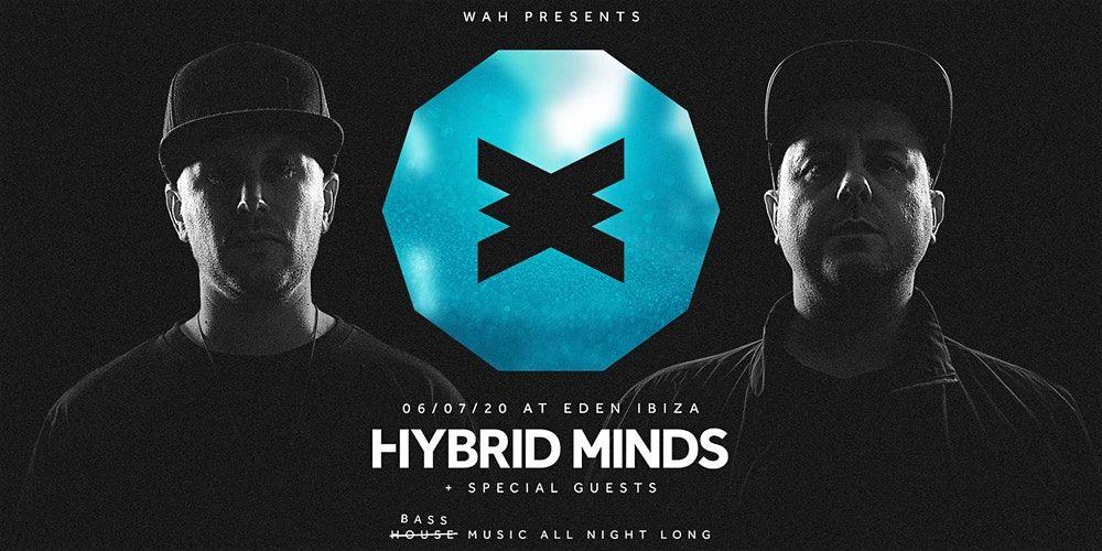 Hybrid minds eden Ibiza 2020 tickets