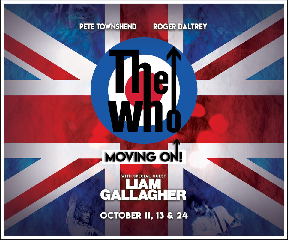 The Who Moving On!