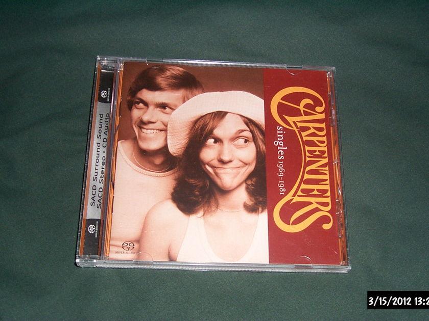 Carpenters - Singles 1969-1981 SACD Hybrid NM