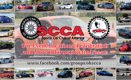 2020 OKSCCA Event 1 and Test and Tune