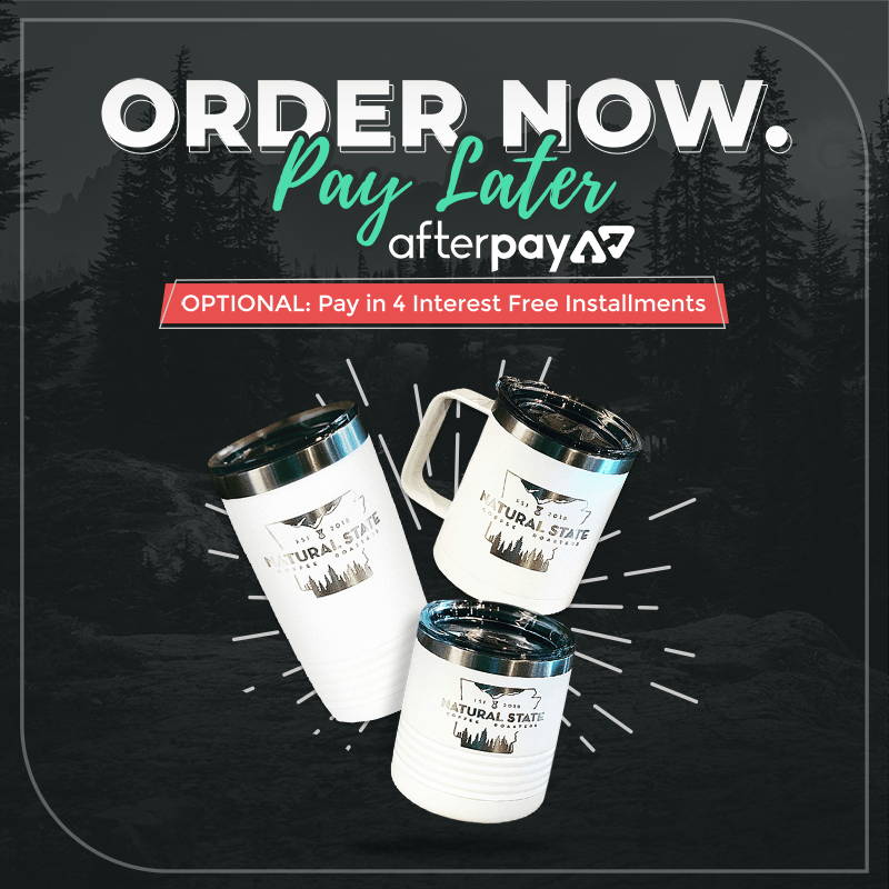 AfterPay Image Order Custom Logo Mugs and Pay later with Installments