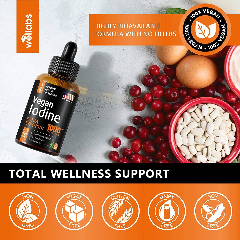 natural iodine supplement