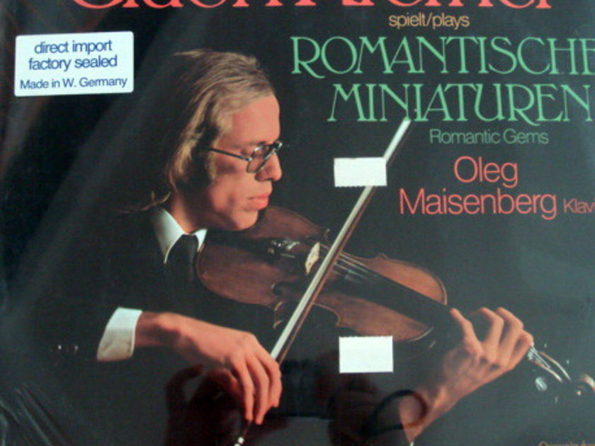 ★Sealed★ Eurodisc / - GIDON KREMER, Romantic Miniatures!