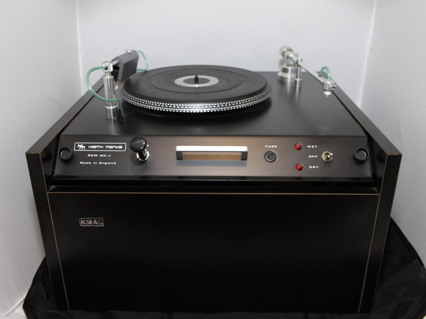 Keith Monks RCM Mk.ii brand new record cleaner