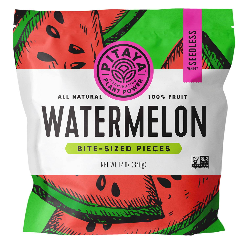 Pitaya Natural Watermelon Cubes