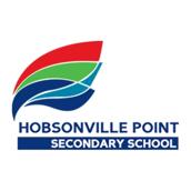 Hobsonville Point Secondary School logo
