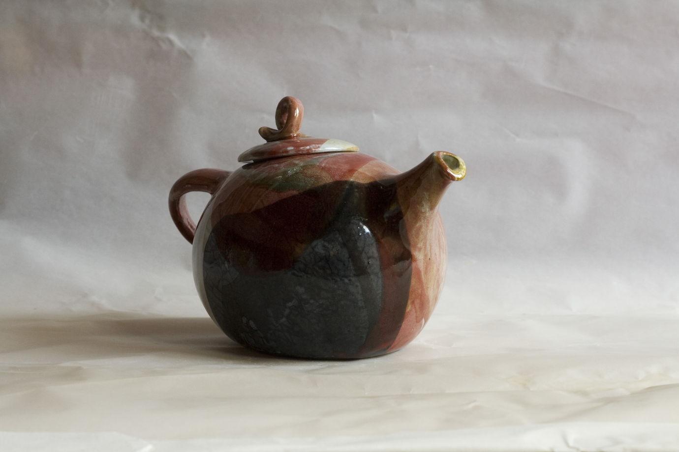 Чайник керамический NAMI №3