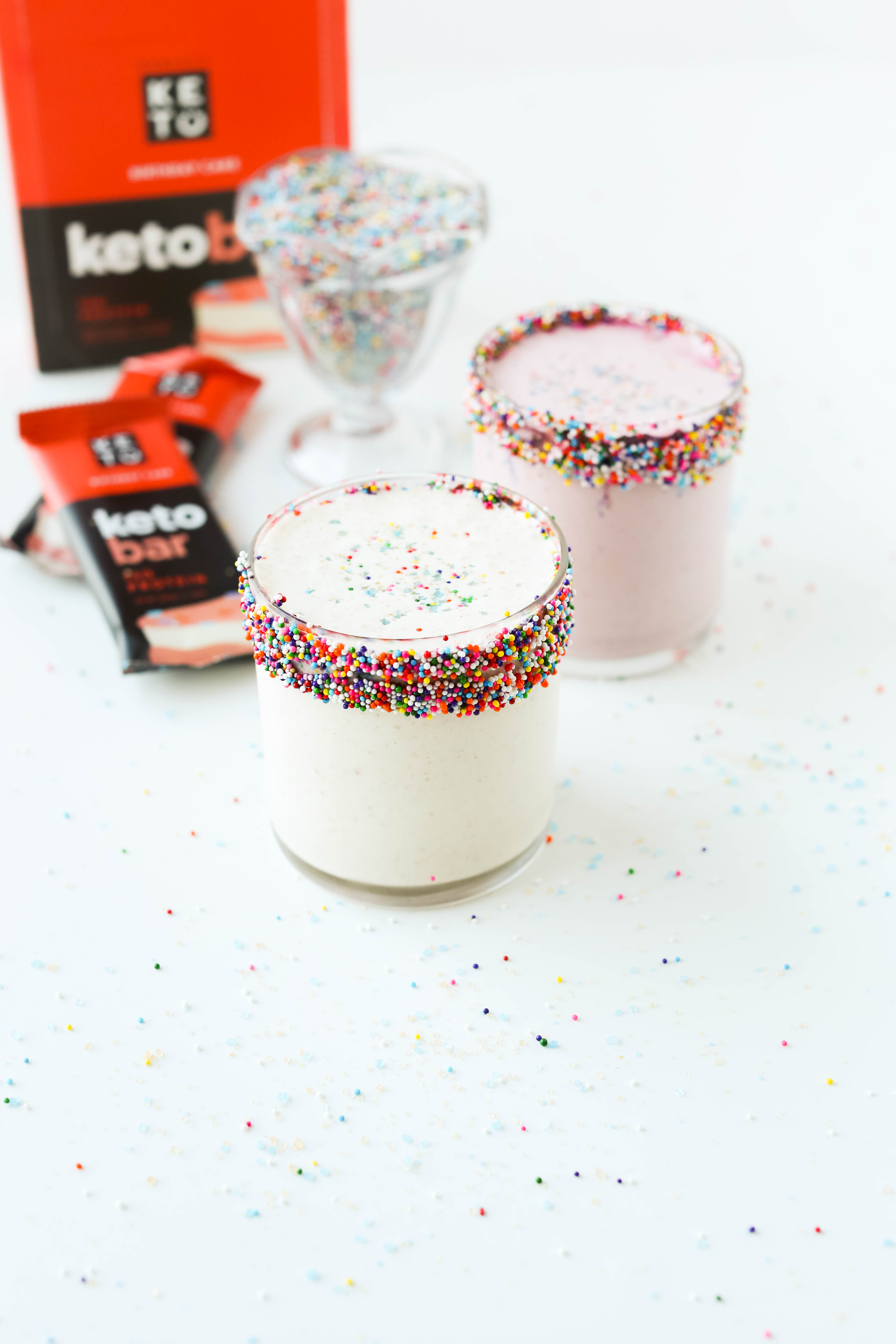 Wondrous Keto Birthday Cake Shake Perfect Keto Funny Birthday Cards Online Inifofree Goldxyz