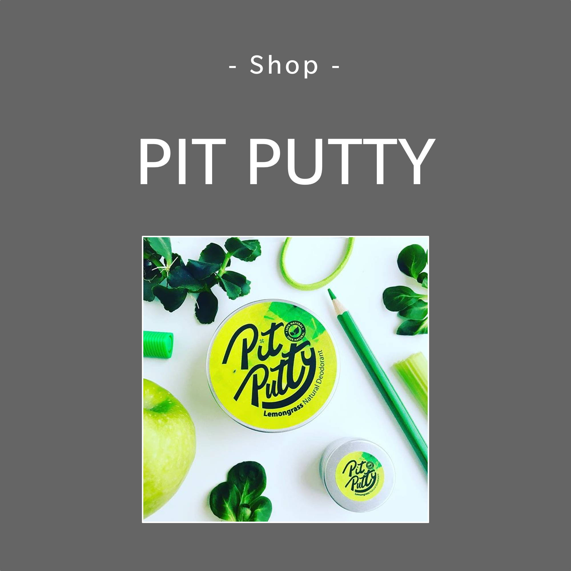 Pit Putty Brand Page