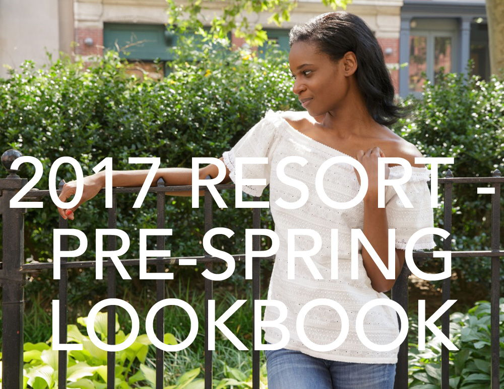 2017 Resort-Prespring Lookbook