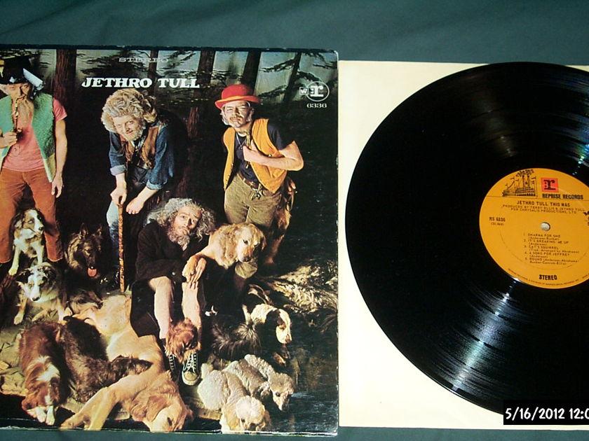 Jethro tull - This Was lp nm