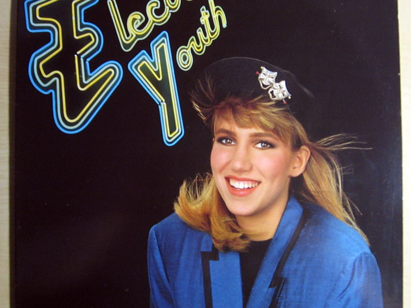 Debbie Gibson - Electric Youth - Autographed 1989 Atlantic ‎7 81932-1