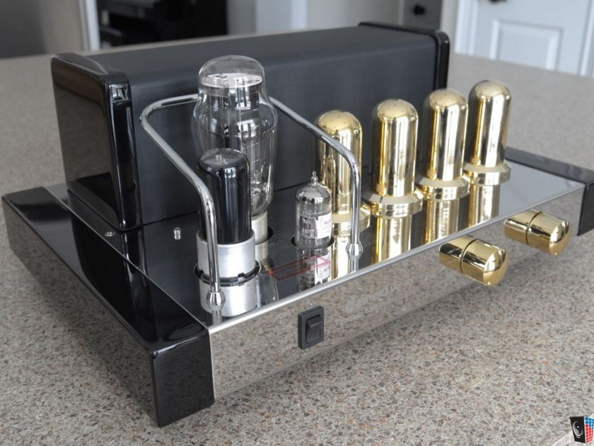 Dared MC-7P new 2016 tube preamp w phono, usb dac, remote, etc