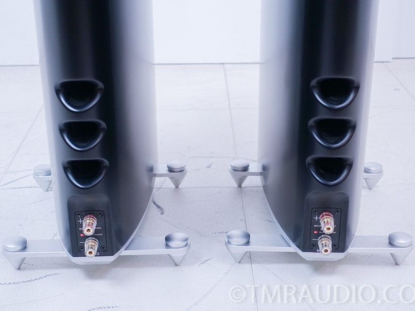 RAIDHO / Scansonic MB-6 Flagship Line Array Speakers;   Pair MB6(8550)