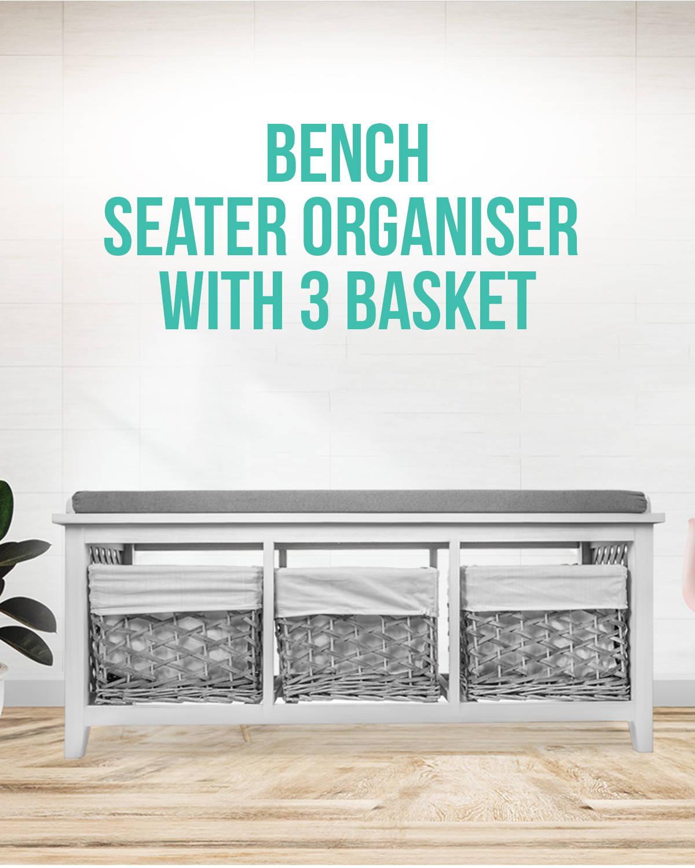 Bench Seater Organiser