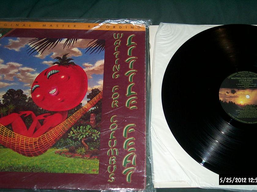 Little feat - Waiting For Columbus MFSL Japan Vinyl 2LP NM