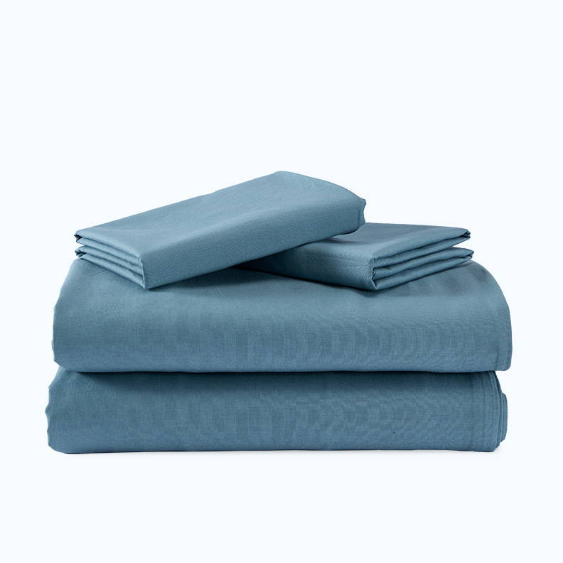 sleep zone bedding website store products collections cottonnest solid washed cotton duvet cover set stone blue