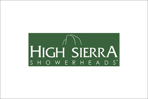 High Sierra Showerheads