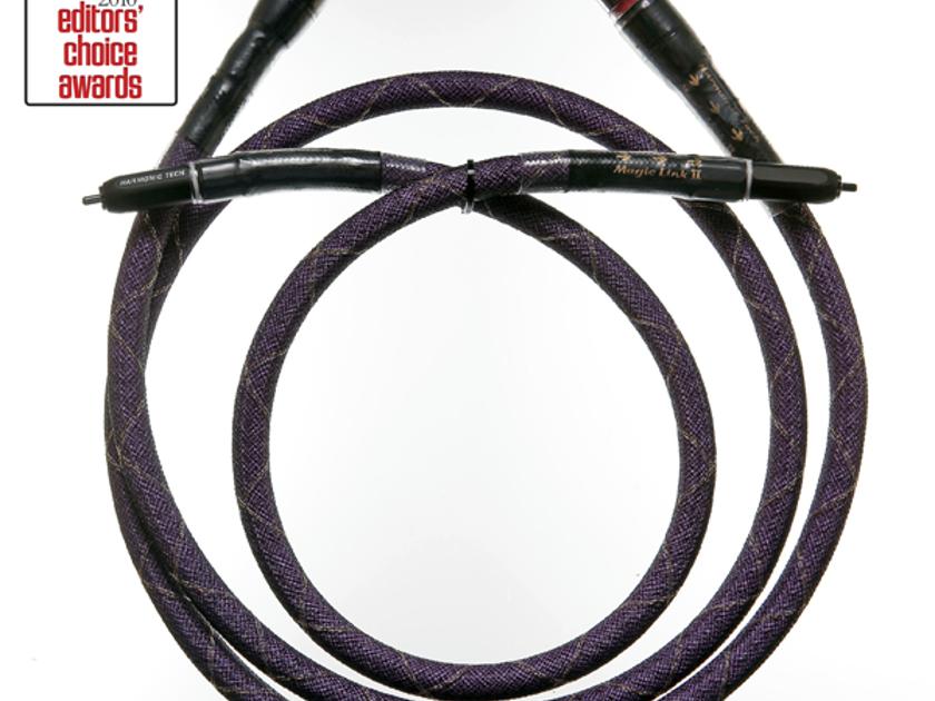 Harmonic Technology magic link two rca 1 meter
