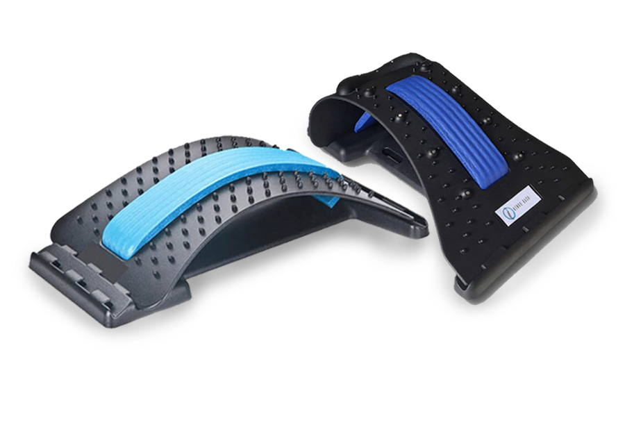lumbar decompression device, spinal decompression device, spine alignment device, orthopedic back stretcher