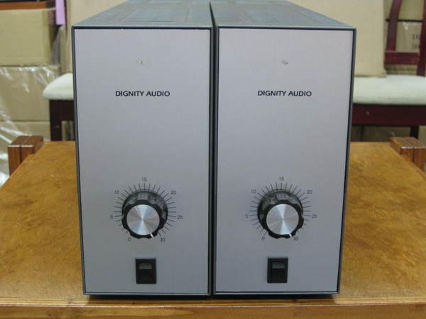 Dignity Audio 2A3 se mono amplifier