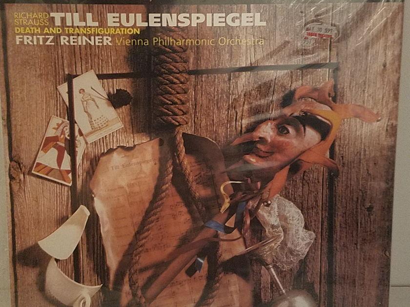 RCA LSC 2077 Reiner Vienna Phi                     - Till Eulenspiegal Classic Records - Still Sealed