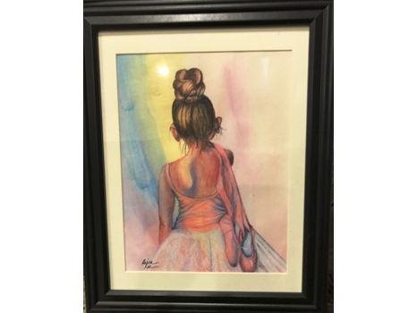 """Lissa Lee """"Ballerina"""" 2"""