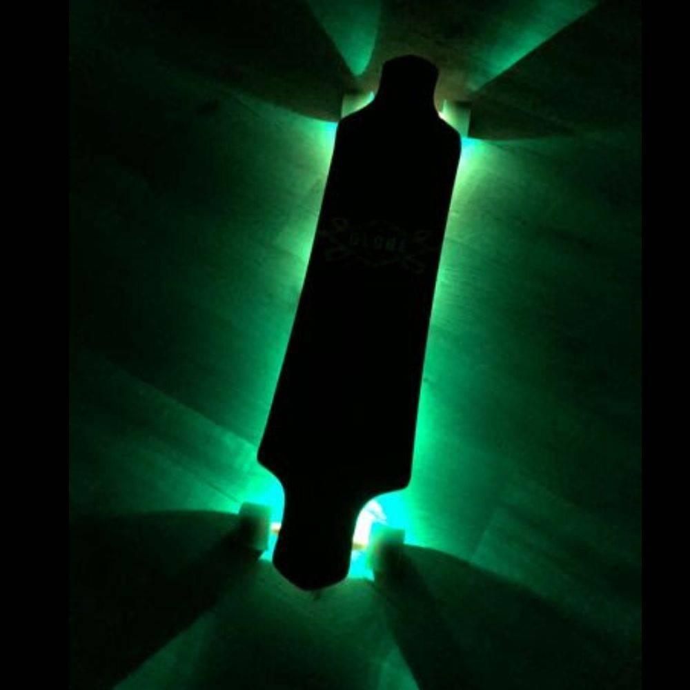 longboard underglow lights