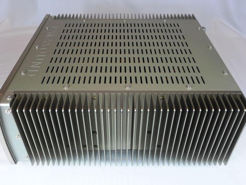 Parasound A21 Power Amp Silver MINT