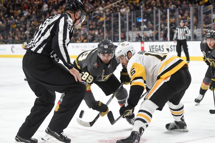 NHL Picks & Predictions: Pittsburgh Penguins @ Vegas Golden Knights
