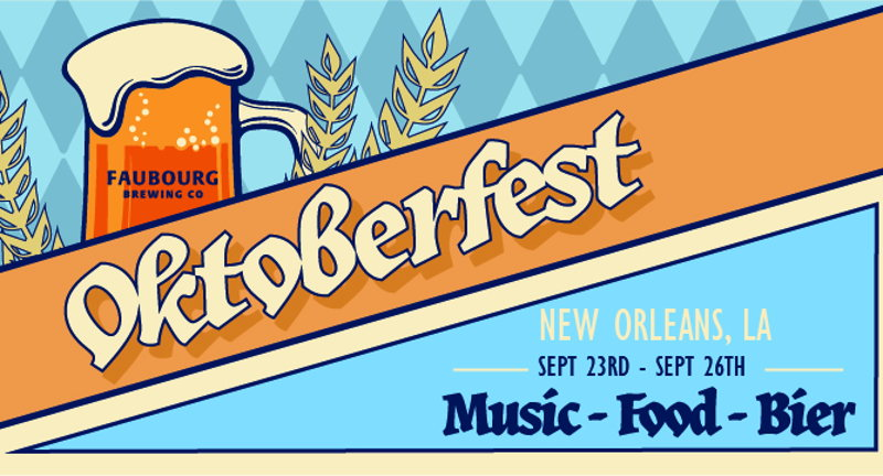Oktoberfest at Faubourg Brewery