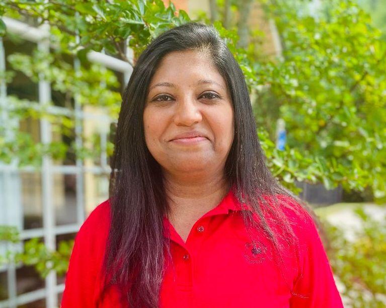 Mrs. Saha , Preschool Teacher - 2021