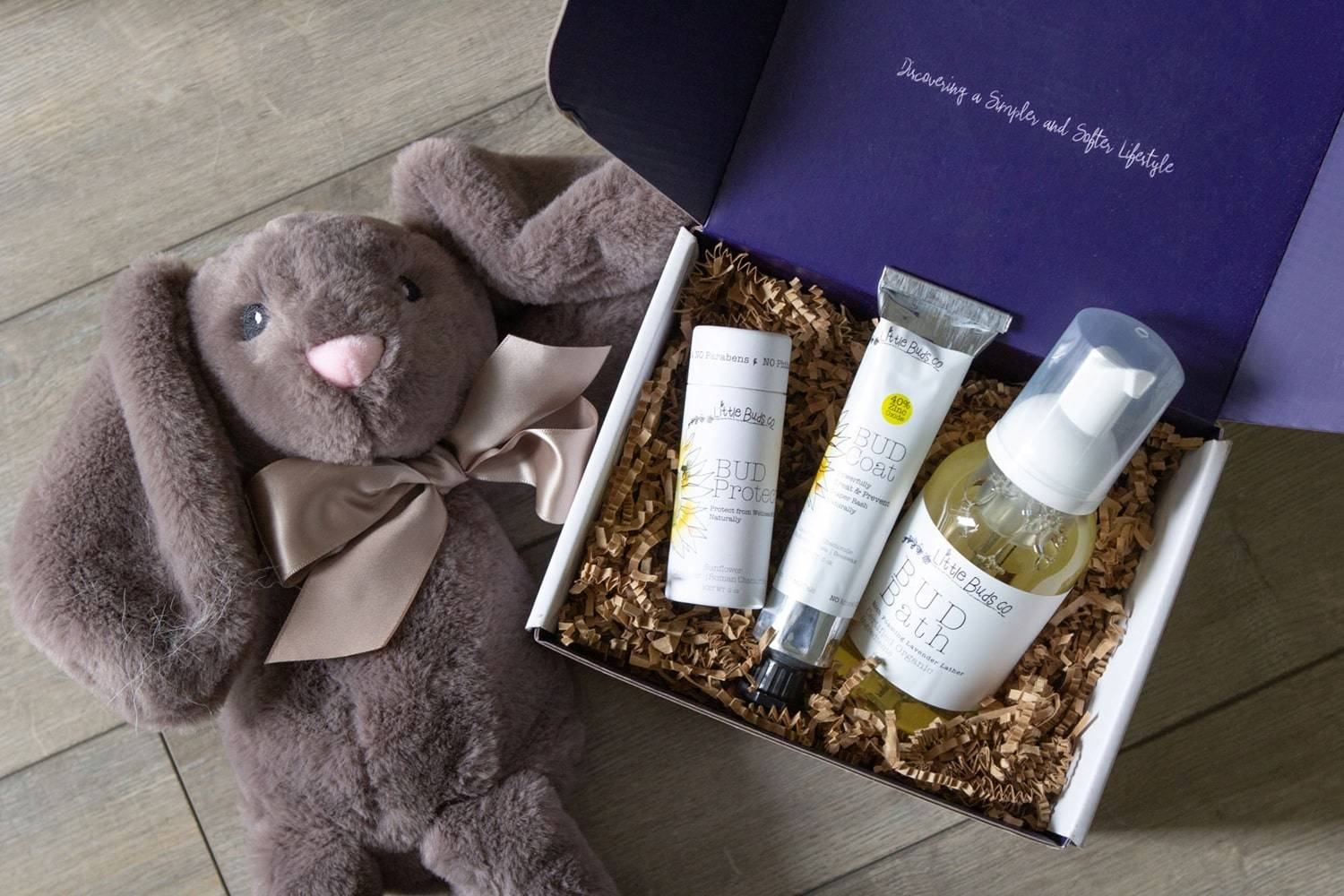 Lavender Gift Sets for Baby with Lotion and More - Lavender-Life.com