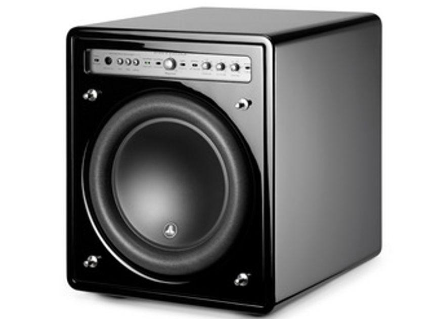 JL Audio F110 900W Subwoofer Piano Black